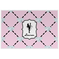 Diamond Dancers Placemat (Laminated) (Personalized)