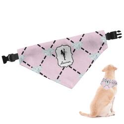 Diamond Dancers Dog Bandana (Personalized)