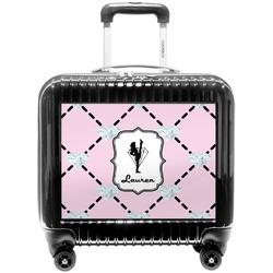 Diamond Dancers Pilot / Flight Suitcase (Personalized)