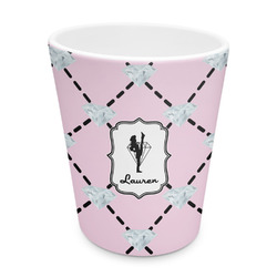 Diamond Dancers Plastic Tumbler 6oz (Personalized)