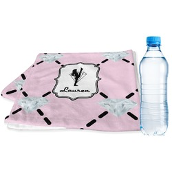 Diamond Dancers Sports Towel (Personalized)