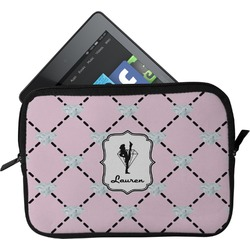 Diamond Dancers Tablet Case / Sleeve (Personalized)