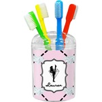Diamond Dancers Toothbrush Holder (Personalized)