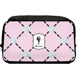Diamond Dancers Toiletry Bag / Dopp Kit (Personalized)