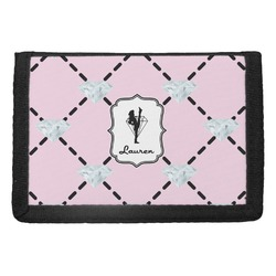 Diamond Dancers Trifold Wallet (Personalized)