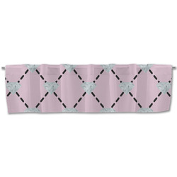 Diamond Dancers Valance (Personalized)