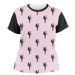 Diamond Dancers Women's Crew T-Shirt (Personalized)