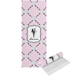 Diamond Dancers Yoga Mat - Printed Front (Personalized)
