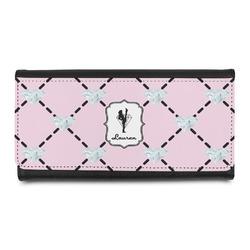 Diamond Dancers Leatherette Ladies Wallet (Personalized)