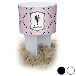 Diamond Dancers Beach Spiker Drink Holder (Personalized)