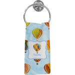 Watercolor Hot Air Balloons Hand Towel - Full Print (Personalized)