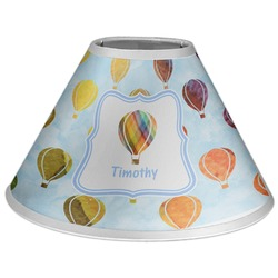 Watercolor Hot Air Balloons Coolie Lamp Shade (Personalized)