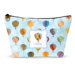 Watercolor Hot Air Balloons Makeup Bags (Personalized)