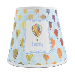 Watercolor Hot Air Balloons Empire Lamp Shade (Personalized)