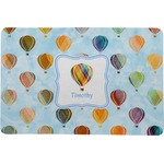 Watercolor Hot Air Balloons Comfort Mat (Personalized)