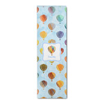 Watercolor Hot Air Balloons Runner Rug - 3.66'x8' (Personalized)