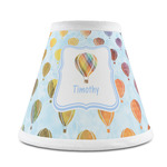 Watercolor Hot Air Balloons Chandelier Lamp Shade (Personalized)