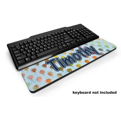 Watercolor Hot Air Balloons Keyboard Wrist Rest (Personalized)