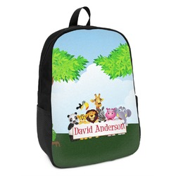 Animals Kids Backpack (Personalized)