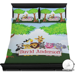 Animals Duvet Covers (Personalized)