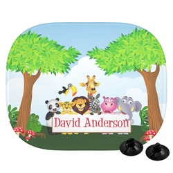 Animals Car Side Window Sun Shade (Personalized)