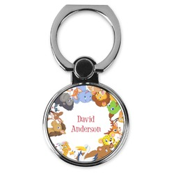 Animals Cell Phone Ring Stand & Holder (Personalized)