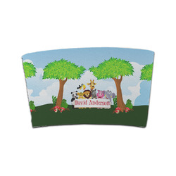 Animals Coffee Cup Sleeve (Personalized)