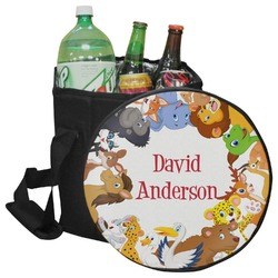 Animals Collapsible Cooler & Seat (Personalized)