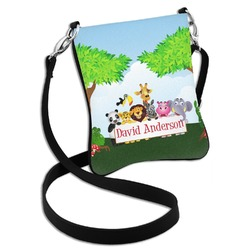 Animals Cross Body Bag - 2 Sizes (Personalized)