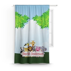 Animals Curtain (Personalized)
