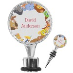 Animals Wine Bottle Stopper (Personalized)