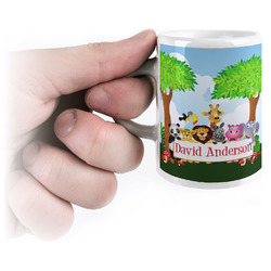 Animals Espresso Cups (Personalized)
