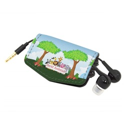 Animals Genuine Leather Cord Wrap (Personalized)