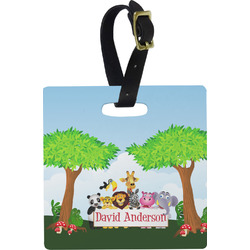 Animals Luggage Tags (Personalized)