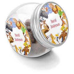 Animals Puppy Treat Jar (Personalized)