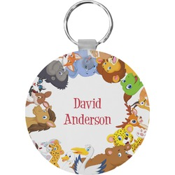 Animals Keychains - FRP (Personalized)