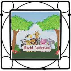 Animals Trivet (Personalized)