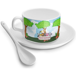 Animals Tea Cups (Personalized)