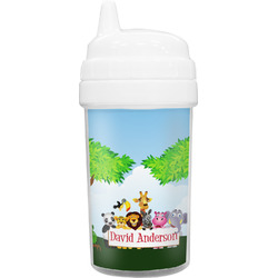 Animals Sippy Cup (Personalized)