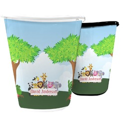Animals Waste Basket (Personalized)