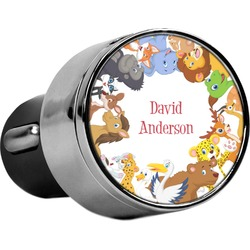 Animals USB Car Charger (Personalized)
