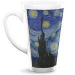The Starry Night (Van Gogh 1889) 16 Oz Latte Mug