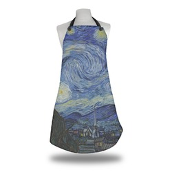 The Starry Night (Van Gogh 1889) Apron