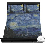 The Starry Night (Van Gogh 1889) Duvet Cover Set