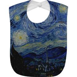 The Starry Night (Van Gogh 1889) Baby Bib