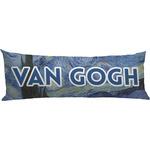 The Starry Night (Van Gogh 1889) Body Pillow Case