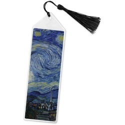 The Starry Night (Van Gogh 1889) Book Mark w/Tassel
