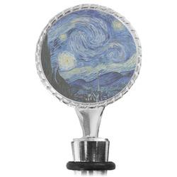 The Starry Night (Van Gogh 1889) Wine Bottle Stopper
