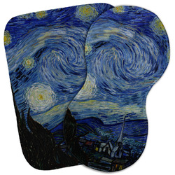 The Starry Night (Van Gogh 1889) Burp Cloth