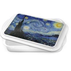 The Starry Night (Van Gogh 1889) Cake Pan